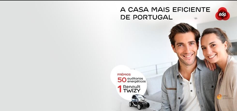 A Casa Mais Eficiente de Portugal