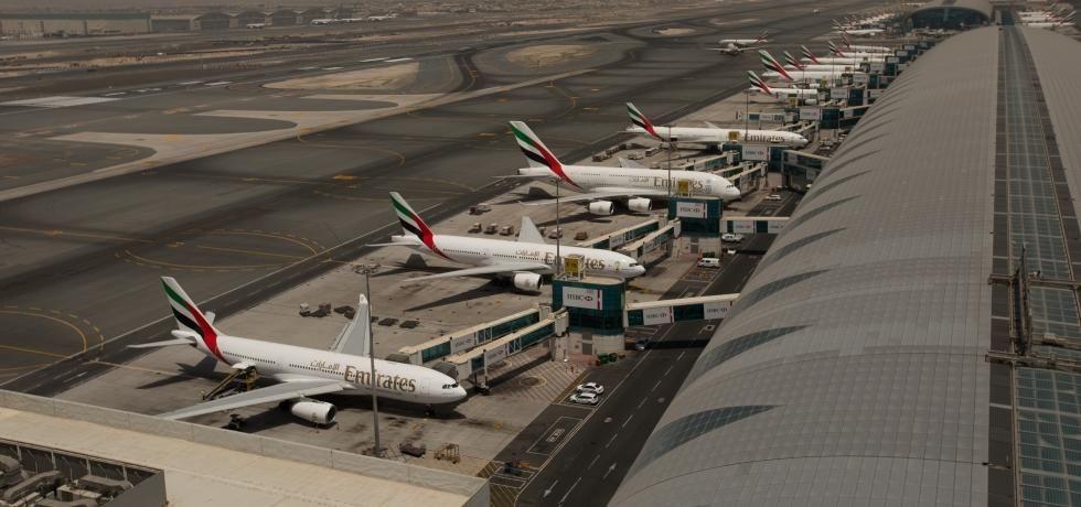 杜拜超級機場3