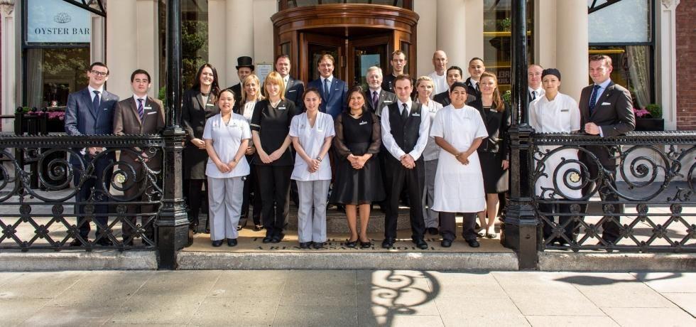 Hotel Shelbourne: fascino a 5 stelle