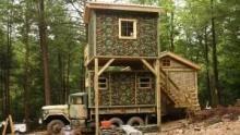 البناء في البرية برنامج