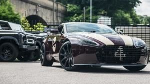 Supercars - Die Luxuswerkstatt
