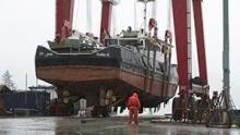 Američka brodogradilišta  emisija