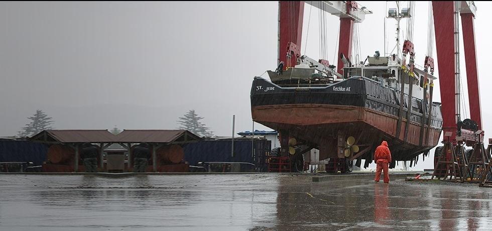 Američka brodogradilišta