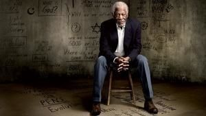 The Story of God met Morgan Freeman