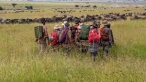 Mygrations - Quer durch die Serengeti Programm