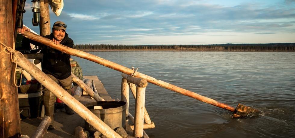 سباق التحدي في نهر يوكون
