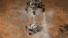 Ultimate Mars Challenge show