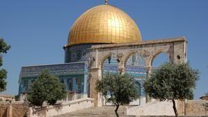 Στα ιερά άδυτα της Ιερουσαλήμ