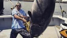 سمكة التونة العنيدة برنامج