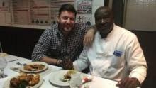 حول العالم في 80 أكلة شهية برنامج