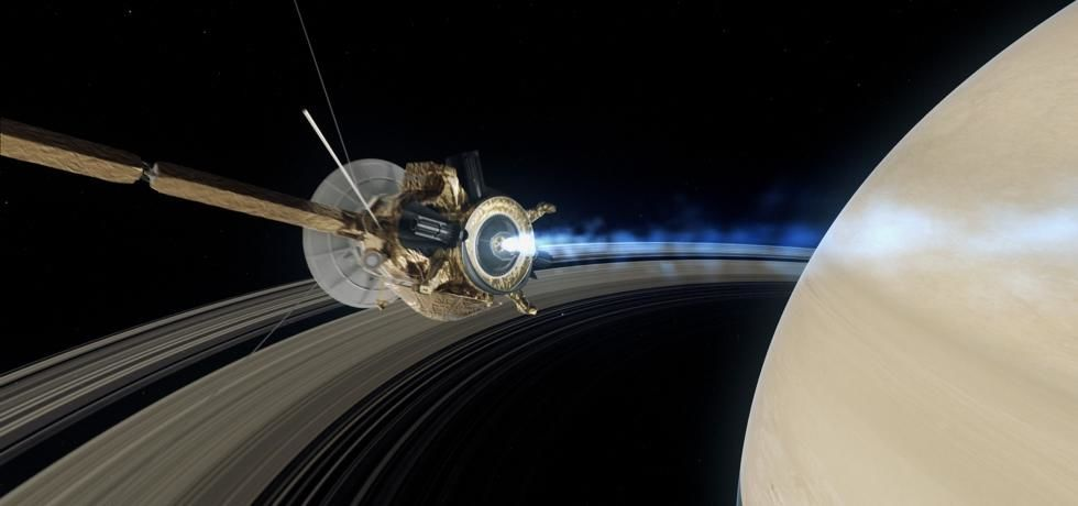Mission Saturn: Inside The Rings