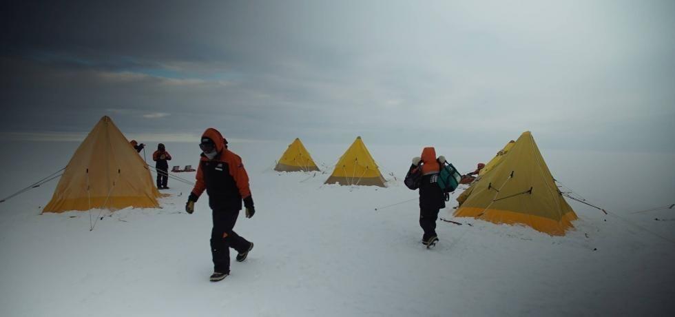 Continent 7: Antartica