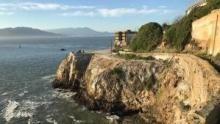 Drain Alcatraz show