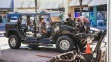 Supercar Megabuild show