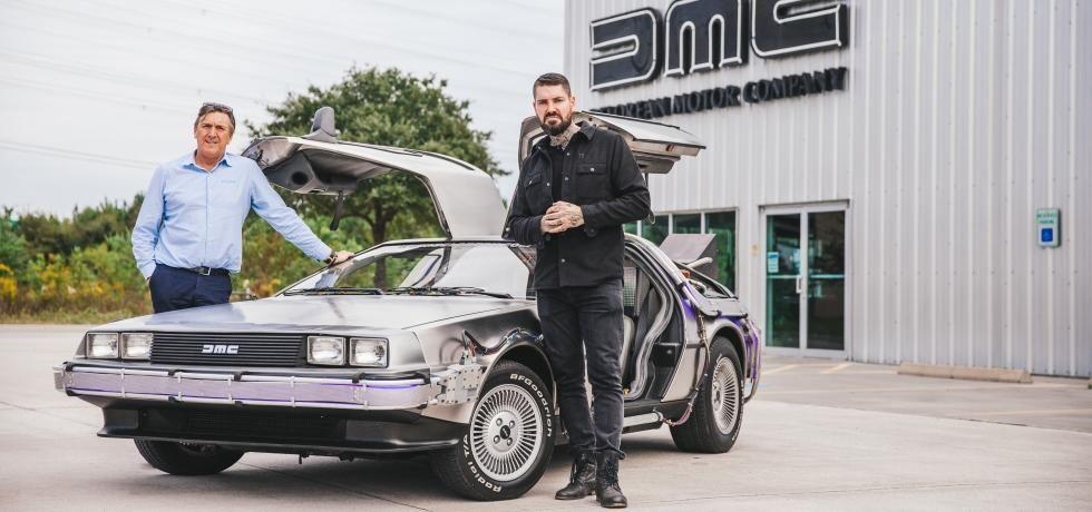 صانع السيارات الخارقة