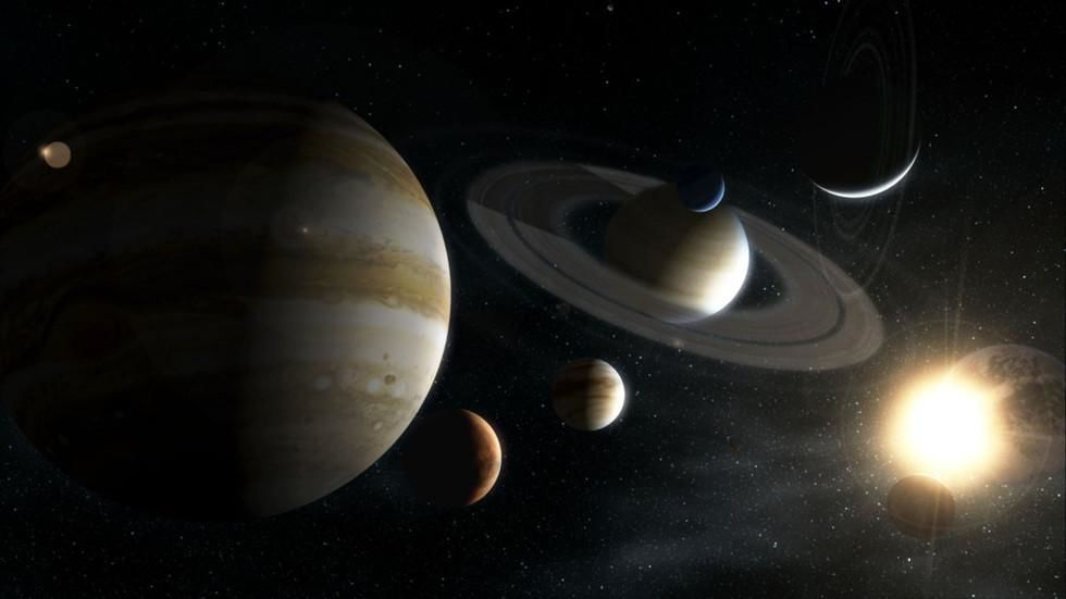 A Traveller's Guide To The Planets