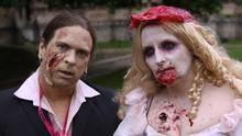 A Verdade por Detrás dos Zombies programa