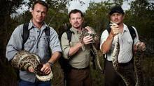 蟒蛇獵人 Python Hunters 節目