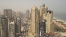 Megapláza Dubajban film