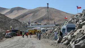 Chilei bányászok: élve eltemetve