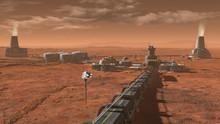 Mars'ta Yaşam SAYFAYA GİT