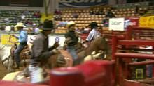 The Rodeo competition show