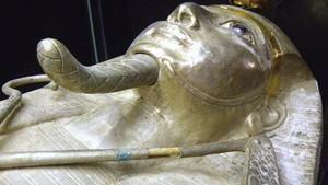 Oldtidens hemmeligheter: Sølvfaraoens Bilde