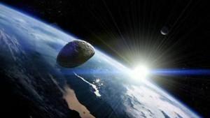 Choc d'astéroïdes photo