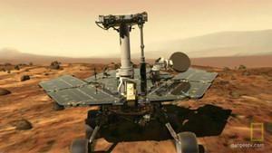 Роботи на Марс Снимка