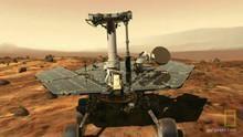 Roboti na Marsu Oddaja