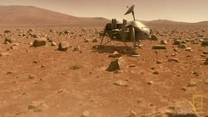 Tajemství Marsu fotografie