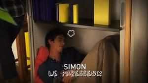 J-6 : Simon, le paresseux photo