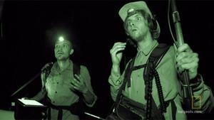 Přišery vylézají v noci fotografie