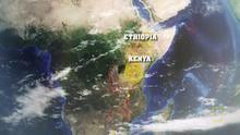 השבר המזרח אפריקאי תוכנית