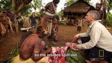 Tribal Gourmet program