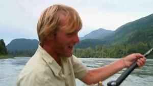 O Pescador Guerreiro - Promo TV fotografia