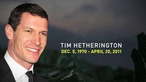 Tim Hetherington Bilde