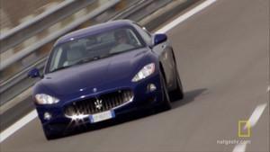 Pravljenje Maserati goriva fotografija