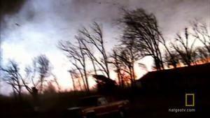 Tornado-Warnung Foto