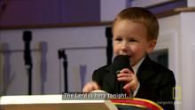 Kazatel Kanon pořad