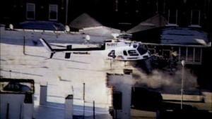 Helikopterbaleset fotó