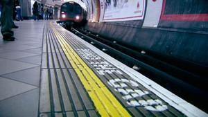 Le métro londonien photo