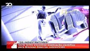 Indestrutíveis: Carro Voador - Promo SIC fotografia