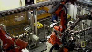 BMWX3 Roboter Bilde