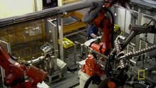 Roboți pentru BMW X3 documentar