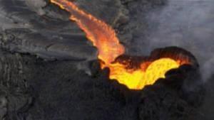 Hawaï : les rivières de feu photo