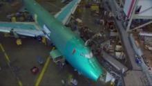Boeing 747 Voir la fiche programme