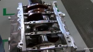 ZR1 Hand-Built Engine photo