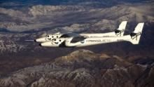 Virgin Galactic film