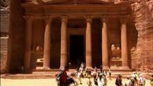 Petra: Al Khazneh show